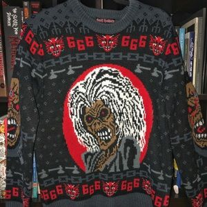 Sweaters - Iron Maiden Christmas Sweater 🌲